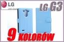 LG G3 Folia GRATIS FUTERAŁ NA TELEFON Pokrowiec