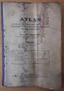 Atlas połączń lotniczych Rzeczypospolitej 1938r
