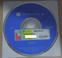 Microsoft Windows Server 2016 Standard (16) NOŚNIK