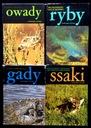 OWADY RYBY GADY SSAKI Sandner Załachowski - bdb