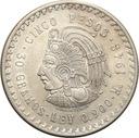 Meksyk 5 Pesos 1948 st.3+