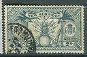 AS/New Hebrides 1925  2d Insygnia Stempl.
