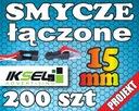 200szt Smycze reklamowe z ŁĄCZNIKIEM 15mm PROJEKT!