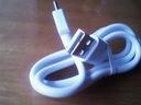 Kabel USB Micro 5 pin.
