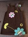 Bonnie jean sukienka princeska j nowa 104 110 4t