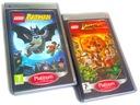 SONY PSP 2 GRY Z SERII LEGO BATMAN INDIANA JONES