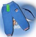 Spodnie dresowe,polarowe, ciepłe r.98/104 Promocja