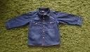 Jeansowa koszula H&M - rozm. 86 cm