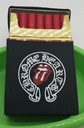 Silikonowe etui paczka papierosy Rolling Stones