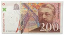 26.Francja, 200 Franków 1997, P.159.b, St.2/3+