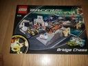Lego racers 8135 unikat + gratis!!!!