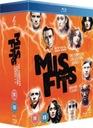 Wyklęci / Misfits - Series 1-5 [Blu-ray]