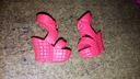 Buty buciki dla lalek typu barbie mattel