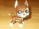 LITTLEST PET SHOP PIES DOG NIEMIECKI HASBRO
