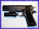 Colt 1911 Pistolet Pistolety Karabin Broń na kulki