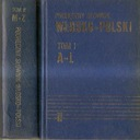 Podręczny słownik włosko-polski A-M L-Z