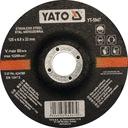 YATO YT-5947 Tarcza do szlifowania metali 125x6,8