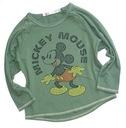 DISNEY_Extra Bluzka Vintage z MYSZKĄ MICKEY_104