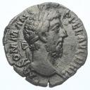 Denar 187-188 r. Kommodus, Fortuna. Cesarstwo