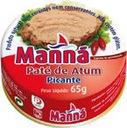 Portugalska pasta z tuńczyka pikanta 65g Manna
