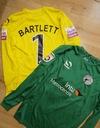 Adam Bartlett Gateshead FC Match shirts x2szt r. M