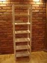 Regał piwniczny 5-7 poziomów 160x75x40