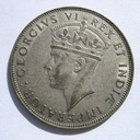 East Africa - 1 Shilling 1944 r. - Jerzy VI