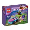 LEGO FRIENDS 41116 WÓZ BADAWCZY OLIWII SKLEP POZNA