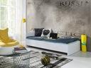 Łóżko dziecięco-młodzieżowe MARCEL Materac+Stelaż