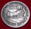 INDONEZJA 100 Rupii 1978