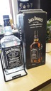Butelka Jack Daniels 3litry huśtawka bujak karton