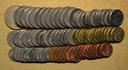 Singapur - 79 monet mało powtórek - BCM