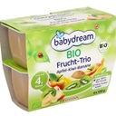 BIObaby Babydream Bio Mus Jabłko Kiwi Banan 100 %