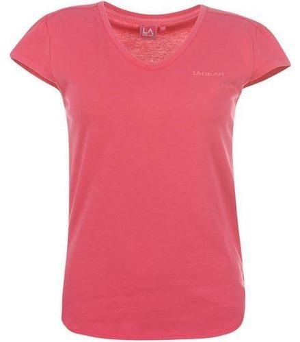 caa314c090f1a1 TSK0151 LaGear koszulka T-Shirt 36-38/S j.różowa + 7505438462 - Allegro.pl