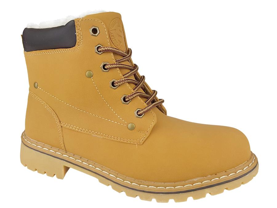 a2eaabea9da7 Klasyczne buty zimowe Smith s - damskie ocieplane. Producent  Smith s.  Model  M0056