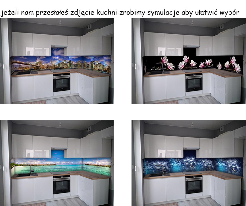 Szkło Hartowane Do Kuchni Panel Szklany Fotolia