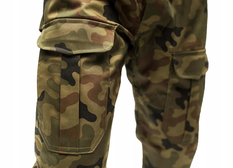 7c7fc6f72 Spodnie MORO Bojówki z gumką wojskowe PANTERA PL 6975732420 - Allegro.pl