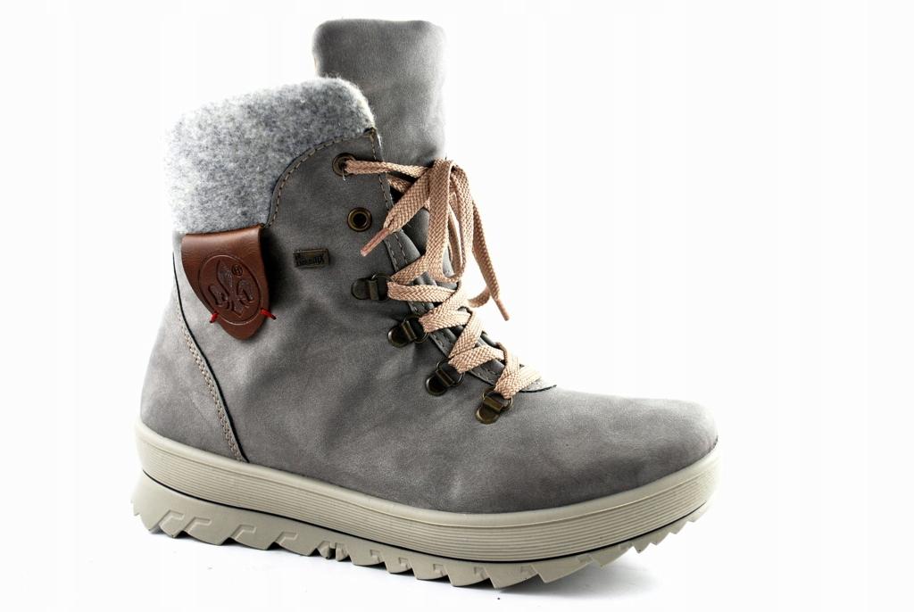 501f4cab771b5 Elastyczna podeszwa zapewnia doskonały komfort podczas chodzenia. Obuwie  posiada antypoślizgową podeszwę oraz membranę TEX zapobiegającą przemakaniu  obuwia.