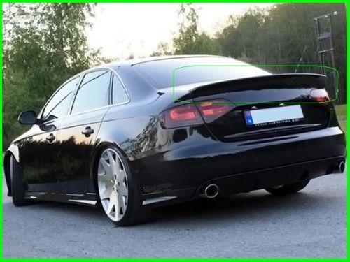Audi A4 B8 S Line S4 Spoiler Lotka Na Klape At Look At 7209363324