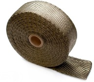 Bazaltowy bandaż termoizolacyjny TURBO 30m +opaski