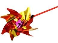 WIATRAK wiatraczek DIY OGRODOWY ptaki krety