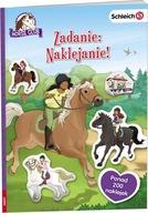 Horse Club Zadanie Naklejanie/ Praca zbiorowa