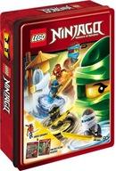 LEGO Ninjago Zestaw książek z klockami LEGO Praca zbiorowa