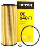 FILTRON FILTR OLEJU OE640/1 AUDI SKODA VW 1.9TDI