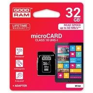 Karta pamięci Goodram 32gb microSD class 10