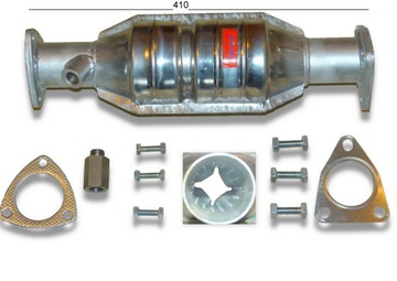 катализатор глушитель honda accord vi 6 1.8 2.0 2.3 - фото