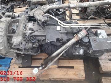 коробка передач mercedes g231/16 - фото