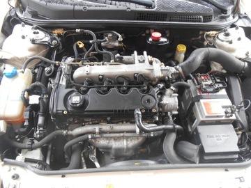 двигатель alfa 147 1,9 jtd 937a2000 комплектный 115km - фото