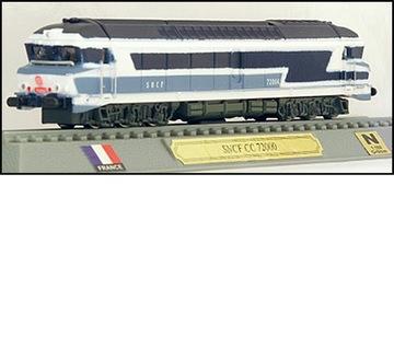 (Локомотив SNCF CC 72000 - 1/160 N - Дель-Прадо) доставка товаров из Польши и Allegro на русском