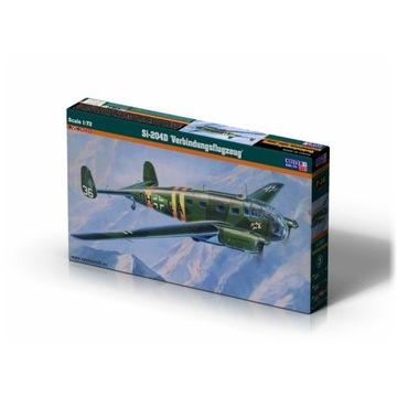 1:72 MISTERCRAFT F014 SI-204 VERBINDUGSFLUGZEUG доставка товаров из Польши и Allegro на русском